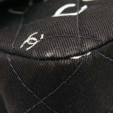 Chanel(샤넬) 크루즈 라인 COCO 로고 패브릭 클래식 금장 체인 숄더백