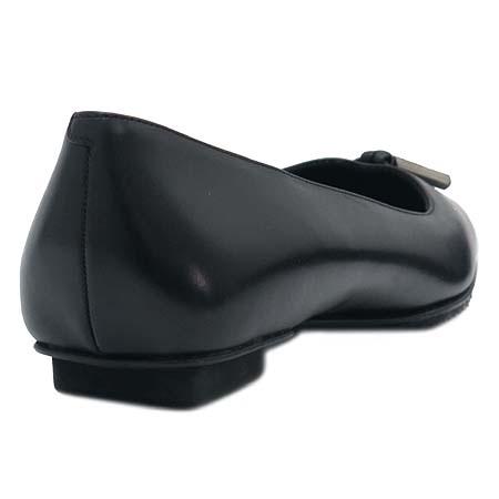 Bally(발리) 블랙 레더 TAITI(타이티) 여성용 구두