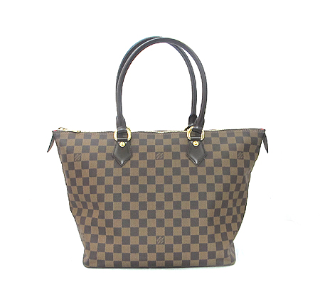 Louis Vuitton(루이비통) N51188 다미에 에벤 캔버스 살레야 MM 토트백 [분당매장]
