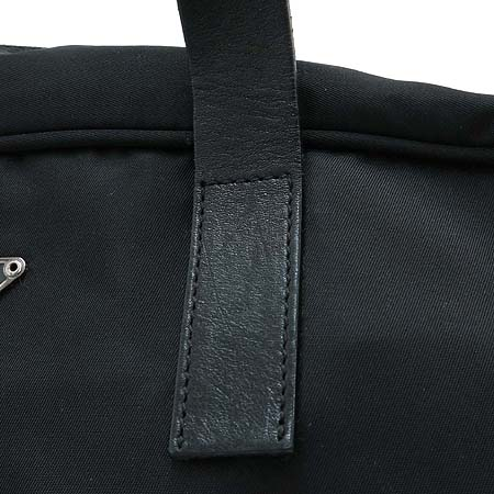 Prada(프라다) 삼각로고 패브릭 토트백 이미지3 - 고이비토 중고명품