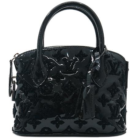 Louis Vuitton(루이비통) M40770 컬렉션 모델 모노그램 베르니 락킷 BB 토트백