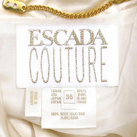 Escada(에스까다) 실크 코트 이미지5 - 고이비토 중고명품