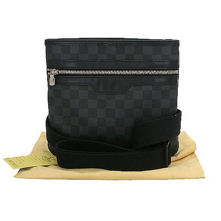 Louis Vuitton(루이비통) N58028 다미에 캔버스 그라피트 토마스 크로스백