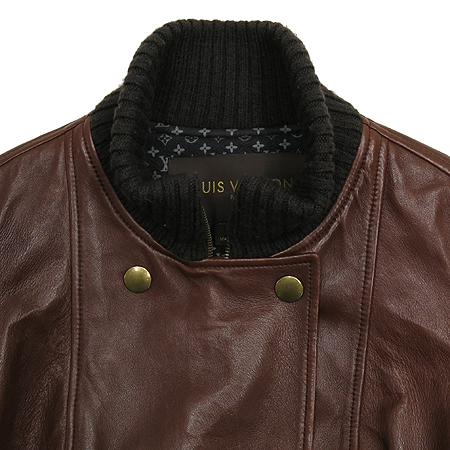 Louis Vuitton(루이비통) 소가죽 자켓(벨트 Set)