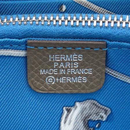 Hermes(에르메스) SILK'IN(실크 인) COMPACT 짚업 반지갑