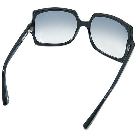 MICHAELKORS(마이클 코어스) MKS542 블랙 사각 오버사이즈 뿔테 선글라스