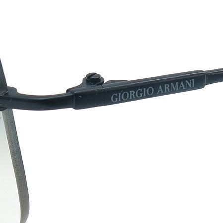 Armani(조르지오 알마니) 그라데이션 렌즈 무테 선글라스