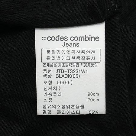 CODES COMBINE(코데즈컴바인) 루즈핏 티