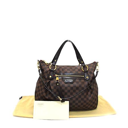 Louis Vuitton(루이비통) N41131 다미에 에벤 캔버스 에보라 MM 2WAY [부천 현대점] 이미지2 - 고이비토 중고명품