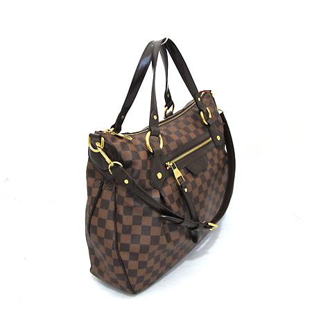 Louis Vuitton(루이비통) N41131 다미에 에벤 캔버스 에보라 MM 2WAY [부천 현대점] 이미지3 - 고이비토 중고명품