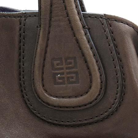 GIVENCHY(지방시) 11G501871 브라운 래더 나이팅게일 쇼퍼 2WAY 이미지4 - 고이비토 중고명품