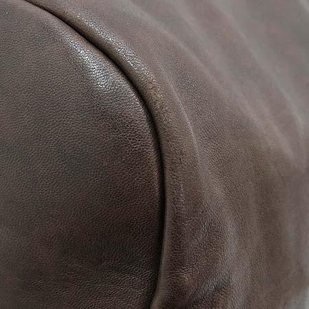 GIVENCHY(지방시) 11G501871 브라운 래더 나이팅게일 쇼퍼 2WAY 이미지6 - 고이비토 중고명품