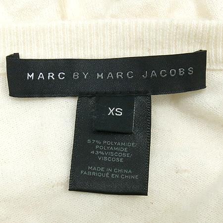 Marc by Marc Jacobs(마크바이마크제이콥스) 아이보리 가디건
