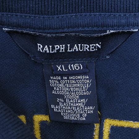 Polo Ralphlauren(폴로) 아동용 반팔 카라티 이미지4 - 고이비토 중고명품