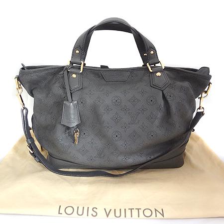 Louis Vuitton(루이비통) M93178 마히나 레더 스텔라 GM 파우더 토트백 + 숄더 스트랩 [일산매장]