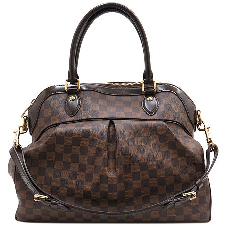 Louis Vuitton(루이비통) N51998 다미에 에벤 캔버스 트레비 GM 2WAY