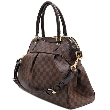 Louis Vuitton(루이비통) N51998 다미에 에벤 캔버스 트레비 GM 2WAY 이미지2 - 고이비토 중고명품