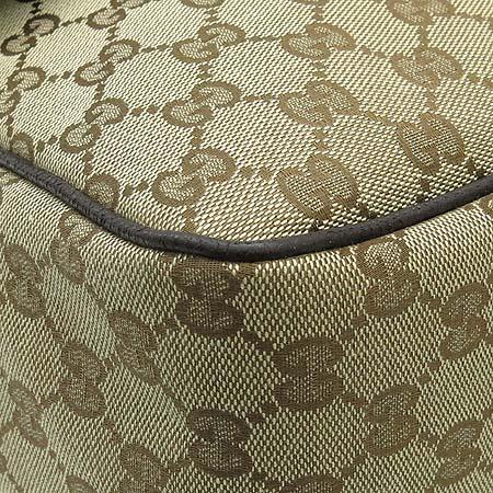 Gucci(구찌) 233052 GG 로고 자가드 삼색 스티치 크로스백 이미지6 - 고이비토 중고명품