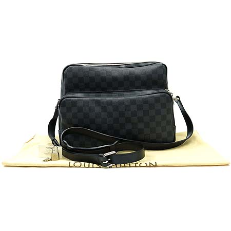 Louis Vuitton(루이비통) N45252 다미에 그라피트 캔버스 아이오 크로스백 [압구정매장]