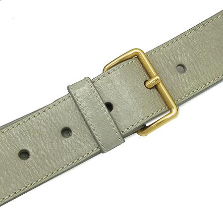 Prada(프라다) BL0678 비텔로 샤인 빈티지 레더 금장장식 2WAY