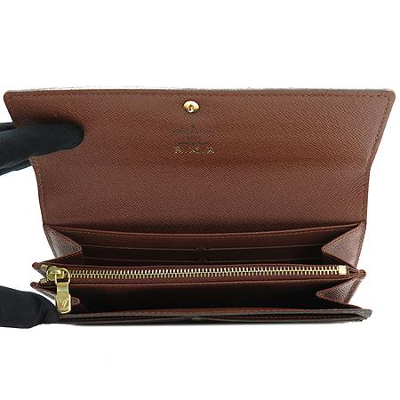 Louis Vuitton(루이비통) M61734 모노그램 캔버스 사라 월릿 장지갑 이미지3 - 고이비토 중고명품