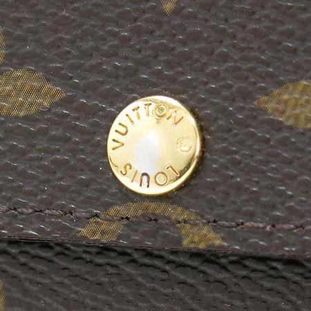 Louis Vuitton(루이비통) M61734 모노그램 캔버스 사라 월릿 장지갑 이미지5 - 고이비토 중고명품