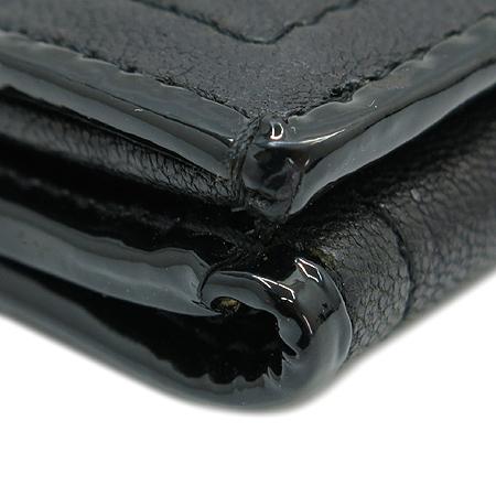 Fendi(펜디) 8M0032 B-FENDI 블랙 레더 버클 장식 장지갑 [강남본점] 이미지5 - 고이비토 중고명품