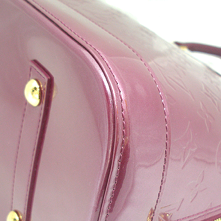 Louis Vuitton(루이비통) M93594 모노그램 베르니 바이올렛 알마 GM 토트백 [대전본점] 이미지3 - 고이비토 중고명품
