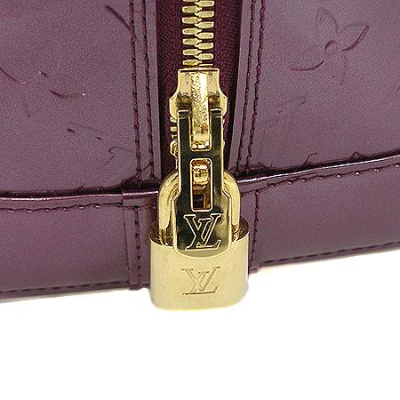 Louis Vuitton(루이비통) M93594 모노그램 베르니 바이올렛 알마 GM 토트백 [대전본점] 이미지4 - 고이비토 중고명품