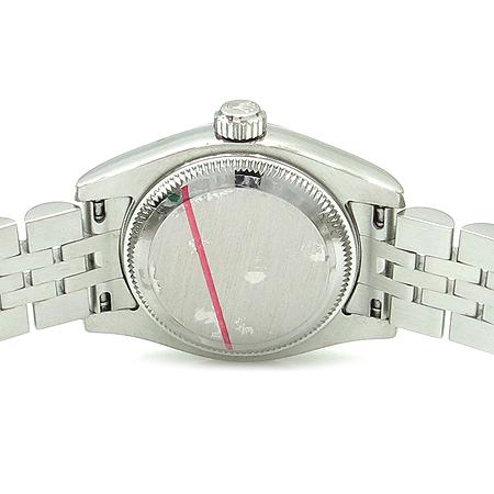 Rolex(로렉스) 179174 10포인트 다이아 핑크판 스틸 DATEJUST(데이저스트) 여성용 시계 이미지6 - 고이비토 중고명품