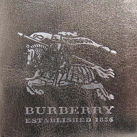 Burberry(버버리) 프로섬 로고 장식 메탈릭 퀼팅 스티치 반지갑 이미지3 - 고이비토 중고명품