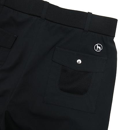 adabat(아다바트) 블랙 밑단 장식 바지 (MADE IN JAPAN)