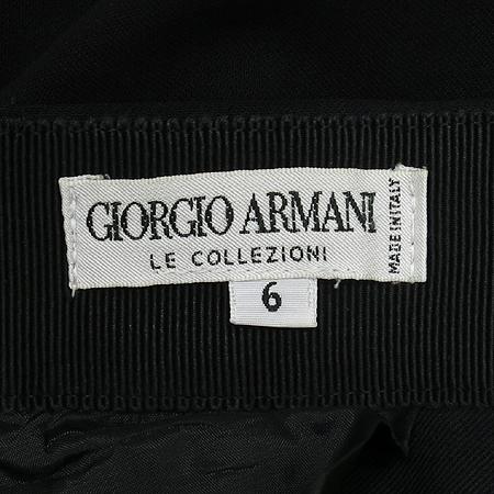 GIORGIO ARMANI(조르지오 아르마니) 블랙 바지