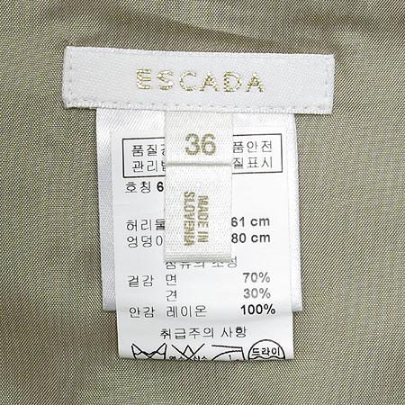 Escada(에스까다) 실크 혼방 스커트 이미지4 - 고이비토 중고명품