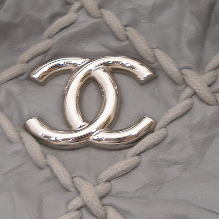 Chanel(샤넬) 한정판 인더믹스 울트라 스티치 은장체인 2WAY