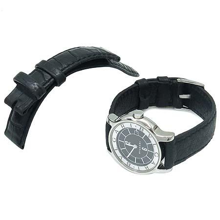 Bvlgari(불가리) ST29S 솔로템포 가죽밴드 여성용 시계 [명동매장] 이미지2 - 고이비토 중고명품