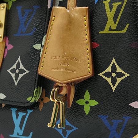 Louis Vuitton(루이비통) M92642 모노그램 멀티 블랙 스피디30 토트백