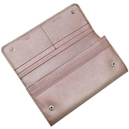 Prada(프라다) 1M1132 은장 로고 SAFFIANO (사피아노) 장지갑