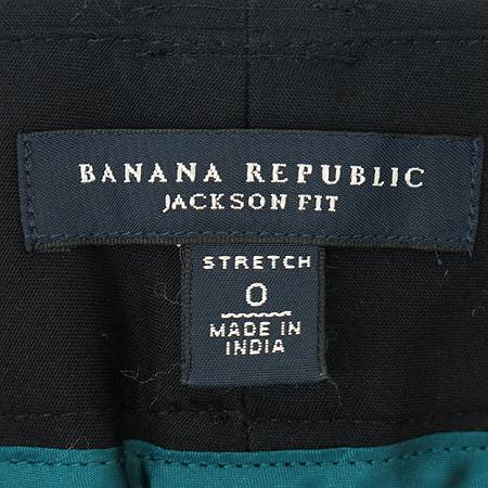 Banana Republic(바나나리퍼블릭) 블랙 면바지