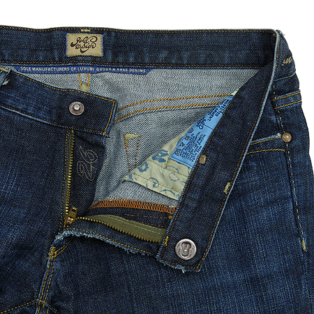 Premium Jeans(프리미엄진) GOLD SIGN (골드사인) 청바지 이미지2 - 고이비토 중고명품
