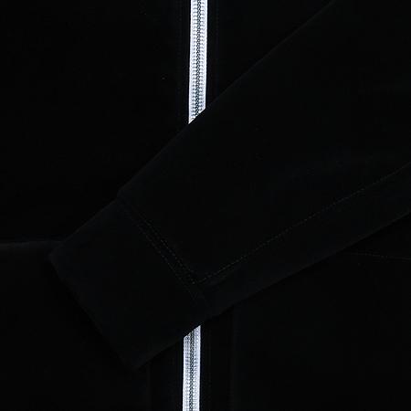 Balenciaga(발렌시아가) 벨벳 블루종 후드 점퍼 이미지5 - 고이비토 중고명품