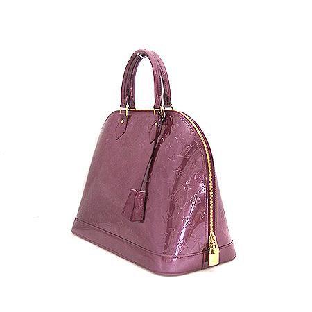 Louis Vuitton(루이비통) M93594 모노그램 베르니 바이올렛 알마 GM 토트백 [대전본점] 이미지2 - 고이비토 중고명품