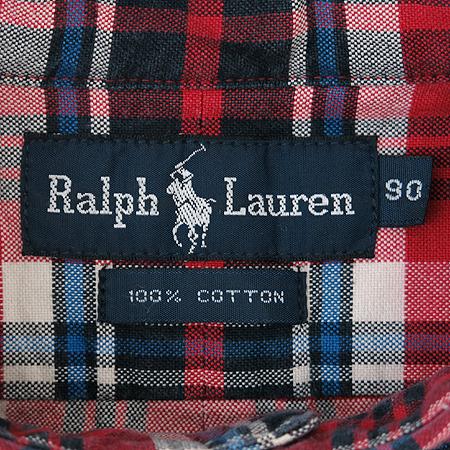 Polo Ralphlauren(폴로) 멀티 체크 남방