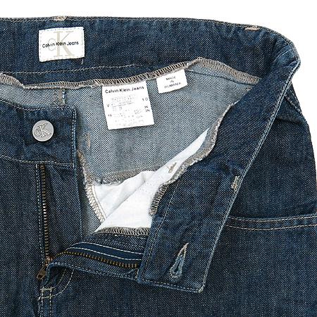 Calvin Klein(캘빈클라인) 청 스커트 이미지2 - 고이비토 중고명품
