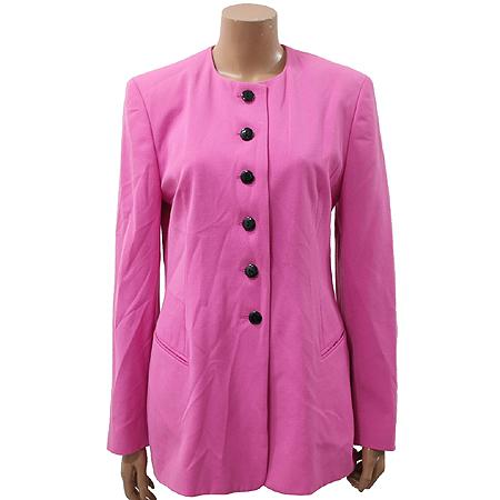 Escada(에스까다) 핑크 컬러 라운드 넥 자켓 [강남본점]