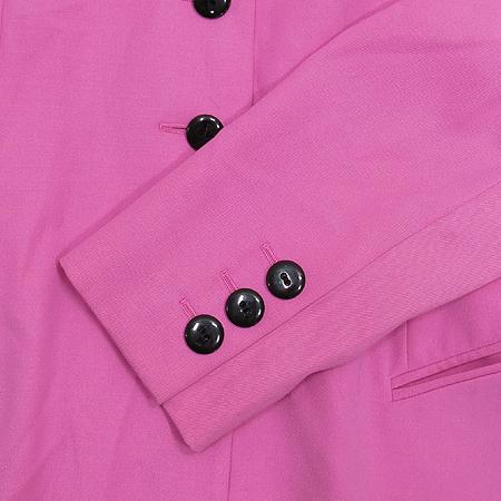 Escada(에스까다) 핑크 컬러 라운드 넥 자켓 [강남본점] 이미지3 - 고이비토 중고명품
