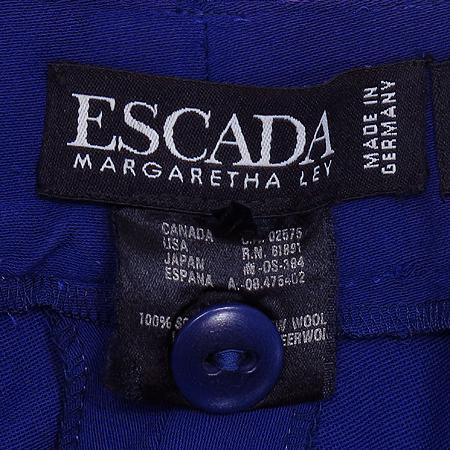 Escada(에스까다) 퍼플 컬러 바지 이미지4 - 고이비토 중고명품