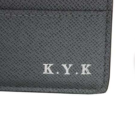 Louis Vuitton(루이비통) M32642 타이가 글래시어 컴팩트 월릿 반지갑 [명동매장] 이미지4 - 고이비토 중고명품