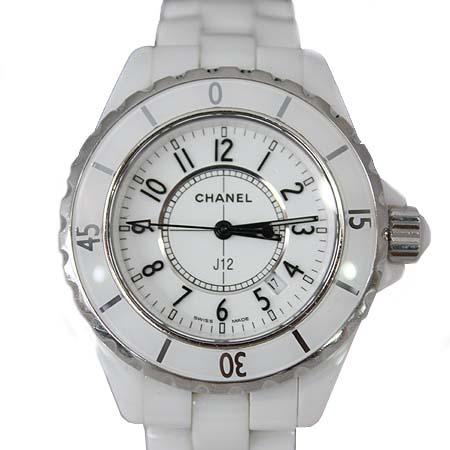 Chanel(����) H0968 J12 33M ���� ����Ʈ ȭ��Ʈ ����� ������ð� [���빮��]