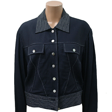 Dior(크리스챤디올) 네이비 자켓